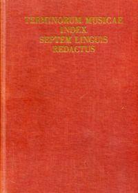 Семиязычный словарь музыкальных терминов